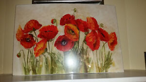 Poppy print - brand new in package