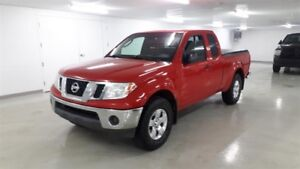 Nissan Frontier 4WD King Cab 2010