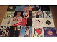 Vinyl Single Records