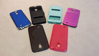 Telephone Phone covers cases Samsung Galaxy S4 /  $15 FOR 6