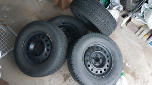 Winter Snow Tires/Rims
