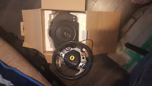 Thrustmaster tx base and wheel