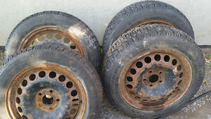 Winter tires Kawartha Lakes Peterborough Area image 1