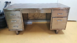 "UpCountry ""Tanker"" Desk For Sale"