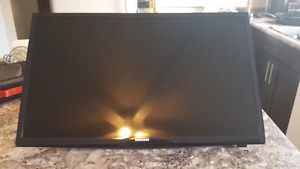"26"" samsung with wall mount"