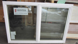 GENTEK WINDOWS - $100.00
