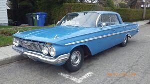 Chevrolet 1961 Belair-4 portes