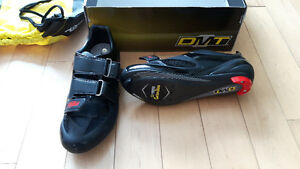 DMT Libra road bike shoes size 8