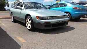 Nissan silvia s13 package deal