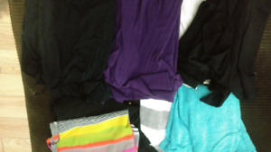 Size large clothing - will make deals for multiple items.
