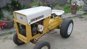 Lawn - Garden Tractor