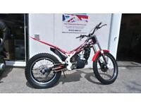 Beta EVO 125 2t Trials bike Trial 2015