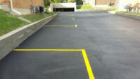 Professional Commercial/Residential Asphalt Sealing & Line Paint