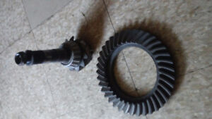 68-79 corvette differential gears 3:36 ratio