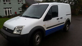 Ford Transit CONNECT T200 2009 DIESEL RESENT MOT EXCELLENT ALL ROUND