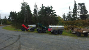 ATV CARGO AND DUMP TRAILER St. John's Newfoundland image 1
