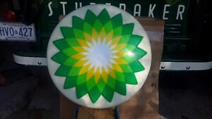 U.S. BP Starburst sign