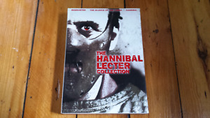 The Hannibal Lecter Collection on DVD.