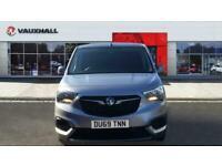 2019 Vauxhall COMBO CARGO Combo L2 Diesel 2300 1.5 Turbo D 100ps H1 Sportive Van