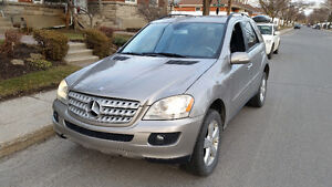 2006 Mercedes-Benz M-Class ML500 4matic SUV, Crossover