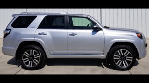 2014 Toyota 4Runner SR5 LIMITED - DON'T let winter defeat you...