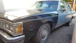 1981 Oldsmobile 98 Regency