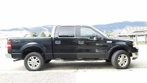2005 Ford F-150 SuperCrew LARIAT KING RANCH Pickup Truck