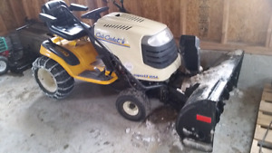 NEW PRICE!!Cub cadet super lt 1554