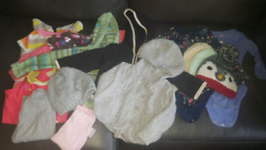 Baby girl lot 6-12 months