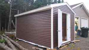 Collins Storage Shed.
