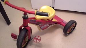 Lighting McQueen Tricycle