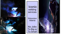 Iconic welding services