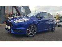 Ford Fiesta 1.6 ST3 ( 182ps ) EcoBoost 2014 Spirit Blue ( 1 Owner )