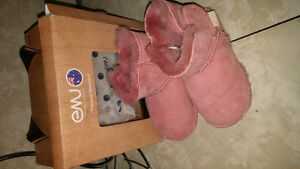 EMU Pink Boots - New, never used