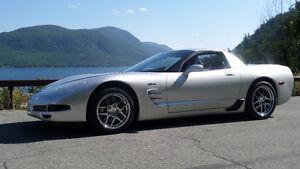 Corvette C5 Z06 2002 ``PRIX RÉDUIT``