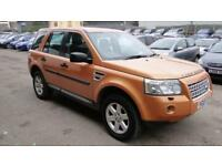 2007 Land Rover Freelander 2 2.2 TD4 GS 5dr