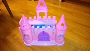 Fisher Price Little People Princess Castle