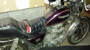 1982 Kawasaki KZ250 *EASY TO COMPLETE PROJECT*