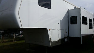 Priced to sell! 38ft RV Toy Hauler
