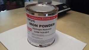 Iron Powder / Poudre de fer - 5 Lbs