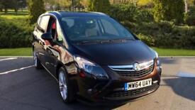 2015 Vauxhall Zafira 1.4T SRi 5dr Manual Petrol Estate