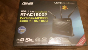 Brand new in box Asus router RT-AC1900P