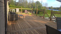 LANDMARK DECKS & FENCE - 15% OFF ALL BOOKINGS -NO DEPOSIT!!!!!!