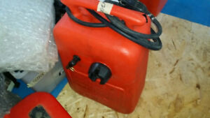 Outboard Gas Tanks,,Seats etc., all excellent