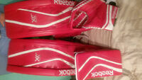EQUIPMENT DE GARDIEN DE BUT REEBOK PRO CUSTOM 2015