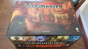 Board Game Collection (gloomhaven, king of tokyo, Dark Souletc.)