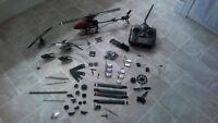 Walkera Devention Master CP, Mini CP, Super CP RC Helicopters