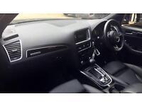 2015 Audi Q5 3.0 TDI (258) Quattro S Line P Automatic Diesel Estate
