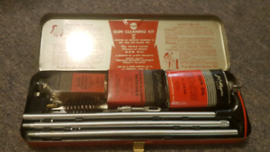 Vintage Sears Shotgun Cleaning Kit