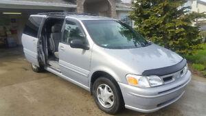 1999 Oldsmobile Silhouette Minivan, Van